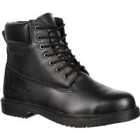 Bota de trabajo impermeable con punta de acero Genuine Grip, , medium