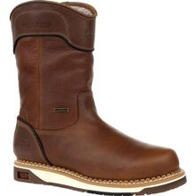 Georgia Boot AMP LT Wedge Waterproof Pull On Work Boot