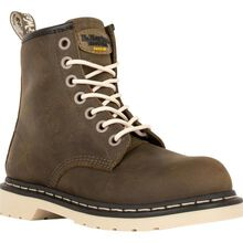 Dr. Martens Icon Maple Zip Women's 5.5 inch Steel Toe Electrical Hazard Work Boot