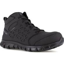 Reebok Sublite Cushion Work Mid Men's Composite Toe Electrical Hazard Athletic Shoe
