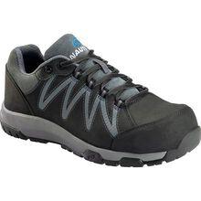 Nautilus Volt Men's Carbon Fiber Toe Static-Dissipative Leather Work Athletic Shoe