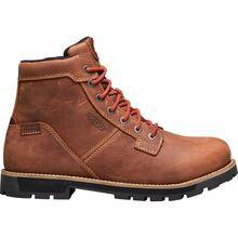 KEEN Utility® Seattle Men's 6 inch Aluminum Toe Electrical Hazard Waterproof Work Boots