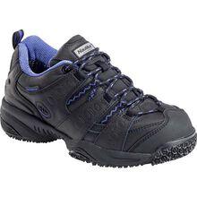 Nautilus Women's Composite Toe Slip-Resistant Waterproof Work Athletic Shoe