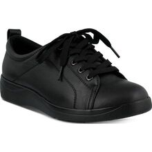 Spring Step Wiress Women's Slip-Resistant Leather Work Oxford