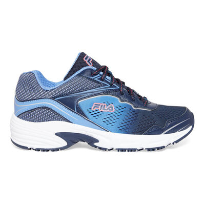 Fila Memory Runtronic Women's Slip-Resistant Work Athletic Shoe, , large