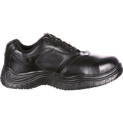 Zapato de trabajo antideslizante con punta de acero SlipGrips, , large