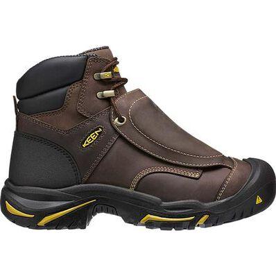 KEEN Utility® Mt Vernon Steel Toe Met Guard Waterproof Work Boot, , large