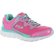 Fila Memory Fresh Start Women's Slip-Resistant Work Athletic Shoe