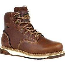 Georgia Boot AMP LT Wedge Steel Toe Waterproof Work Boot