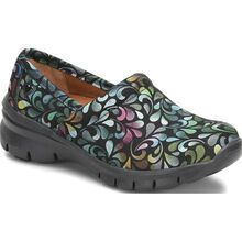 Nurse Mates Libby Women's Slip-Resistant Non-Metallic Slip-On Clog