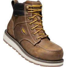 KEEN Utility® Cincinnati Men's Carbon Fiber Toe Electrical Hazard Waterproof Work Boot