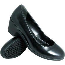 Zapato de salón de tacón bajo para mujeres Genuine Grip