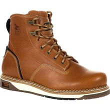 Georgia Boot AMP LT Wedge Steel Toe Work Boot