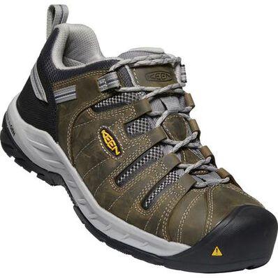 KEEN Utility® Flint II Men's Steel Toe Electrical Hazard Work Oxford, , large