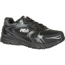 Fila Memory Reckoning Steel Toe Slip-Resistant Work Athletic Shoe