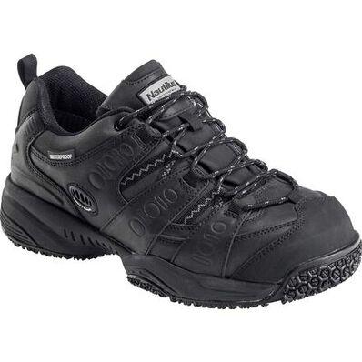 Nautilus Composite Toe Slip-Resistant Waterproof Work Athletic Shoe, , large