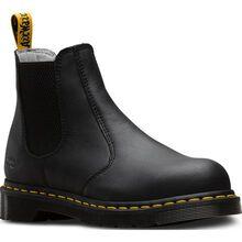 Dr. Martens Arbor Women's 5.5 Inch Steel Toe Electrical Hazard Pull-on Chelsea Work Boot