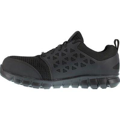 Reebok Sublite Cushion Work Men's CSA Composite Toe Static-Dissipative Puncture-Resistant Athletic Work Shoe, , large