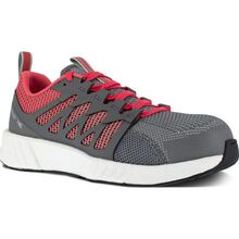 Reebok Fusion Flexweave Work Women's Composite Toe Static-Dissipative Athletic Work Shoe