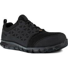 Reebok Sublite Cushion Work Men's CSA Composite Toe Static-Dissipative Puncture-Resistant Athletic Work Shoe