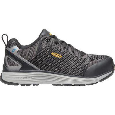 KEEN Utility® Sparta Women's Aluminum Toe Static Dissipative Athletic Work Shoe, , large