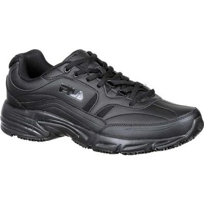 Fila Memory Workshift Women's Slip-Resistant Work Athletic Shoe, , large