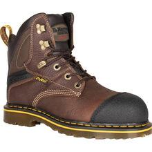 Dr. Martens Duxford Men's Steel Toe Electrical Hazard Waterproof Leather Work Hiker