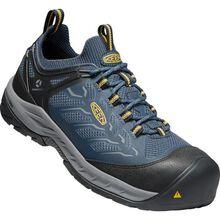 KEEN Utility® Flint II Sport Men's Carbon Fiber Toe Electrical Hazard Non-metallic Athletic Work Shoe