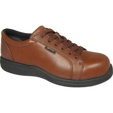 Genuine Grip Endrina Women's Selena Composite Toe Electrical Hazard Slip-Resisting Work Oxford