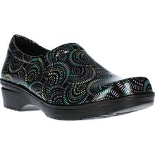 Easy WORKS by Easy Street Tiffany Women's Slip-Resisting Slip-On Work Shoe