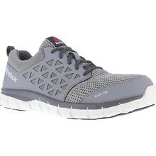 Reebok Sublite Cushion Work Alloy Toe Work Athletic Shoe