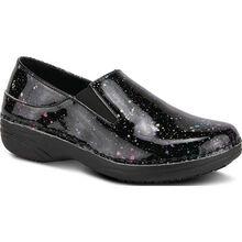 Spring Step Manila Galactic Women's Slip-Resisting Leather Slip-On Shoe