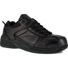 Zapato de trabajo atlético Reebok resistente a los resbalones con punta de material compuesto
