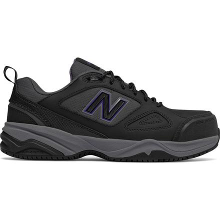 New Balance 627v2 Women's Steel Toe Slip Resistant Static Dissipative Athletic Work Shoes, , large