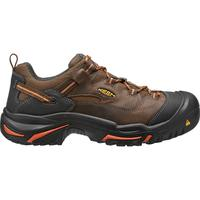KEEN Utility® Braddock Low Men's Leather Electrical Hazard Resistant Oxford, , medium