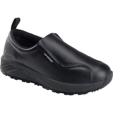 Nautilus SkidBuster Men's Electrical Hazard Slip-Resistant Non-metallic Slip-On Work Shoe