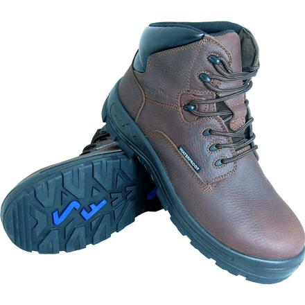 S Fellas by Genuine Grip Poseidon Composite Toe Waterproof Work Hiker