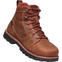 KEEN Utility® Seattle Women's Aluminum Toe Electrical Hazard Waterproof Work Boots, , medium