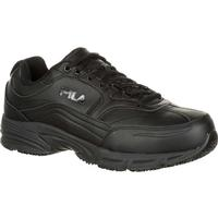 Fila Wide Memory Workshift Steel Toe Slip-Resistant Work Athletic Shoe, , medium
