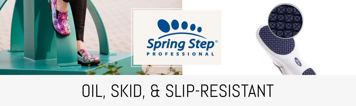 Spring Step Professional Logo